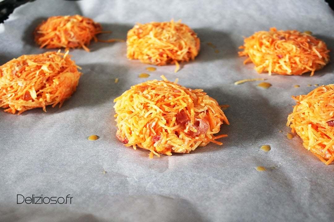 galettes de carottes pomme de terre l g res d lizioso. Black Bedroom Furniture Sets. Home Design Ideas