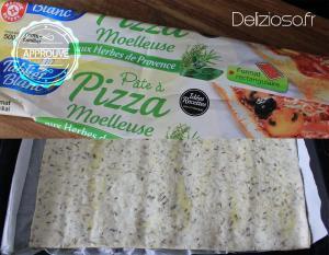 Test Pâte à Pizza aux herbes de Provence Leclerc