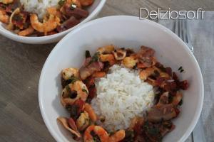 Crevettes espagnole