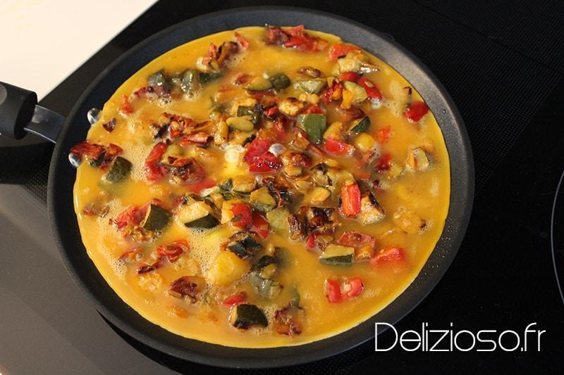 Omelette Provençale