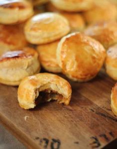 Empanadillas au Boeuf