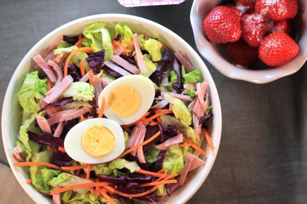 Salade Croquante Minceur
