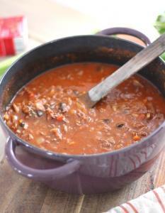 Sauce Bolognaise maison… c'est facile !