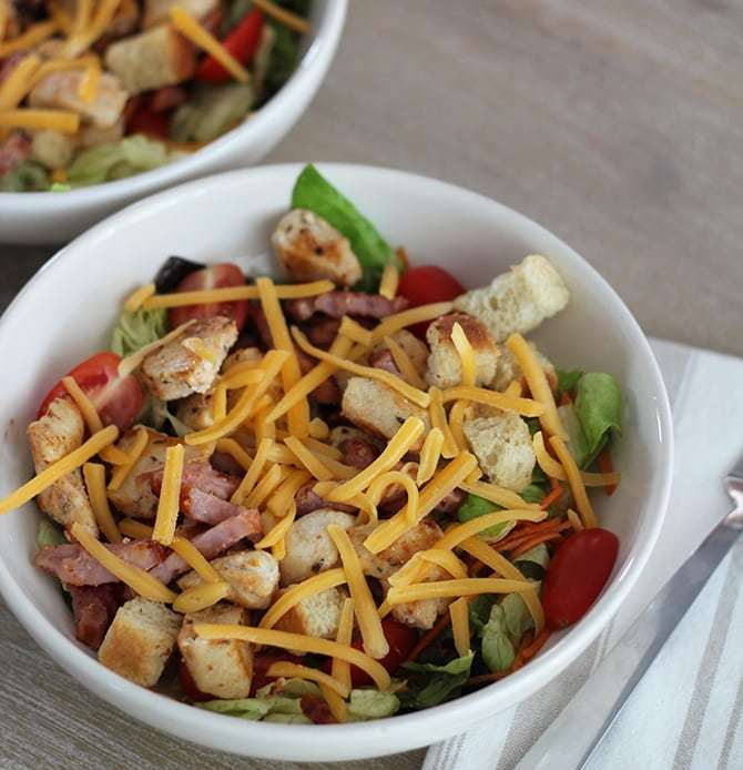Salade Louisiane