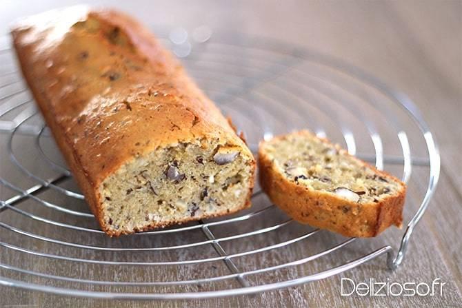 Cake aux noisettes sans Gluten