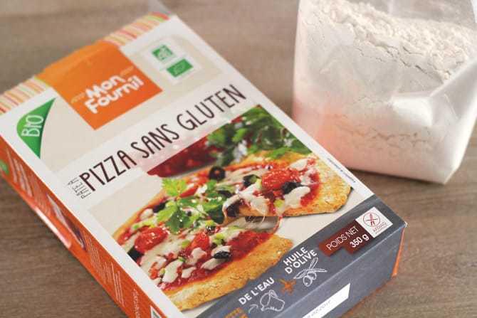 Pâte à pizza sans Gluten - Mon Fournil