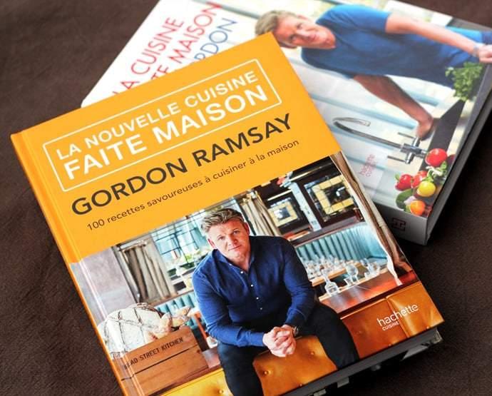 La Nouvelle Cuisine faite Maison - Gordon Ramsay