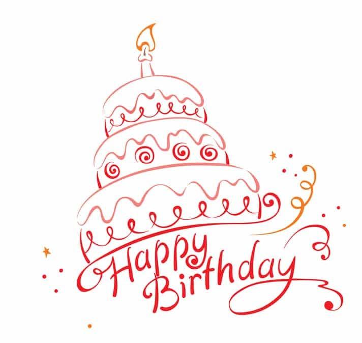Happy Birthday Delizioso