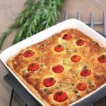 Tarte Boeuf haché oignons Tomates