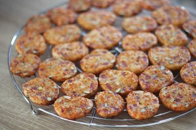 Crousti-moelleux lardons Comté