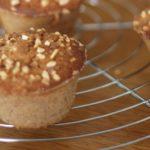 Muffins à la noisette et crème de marron