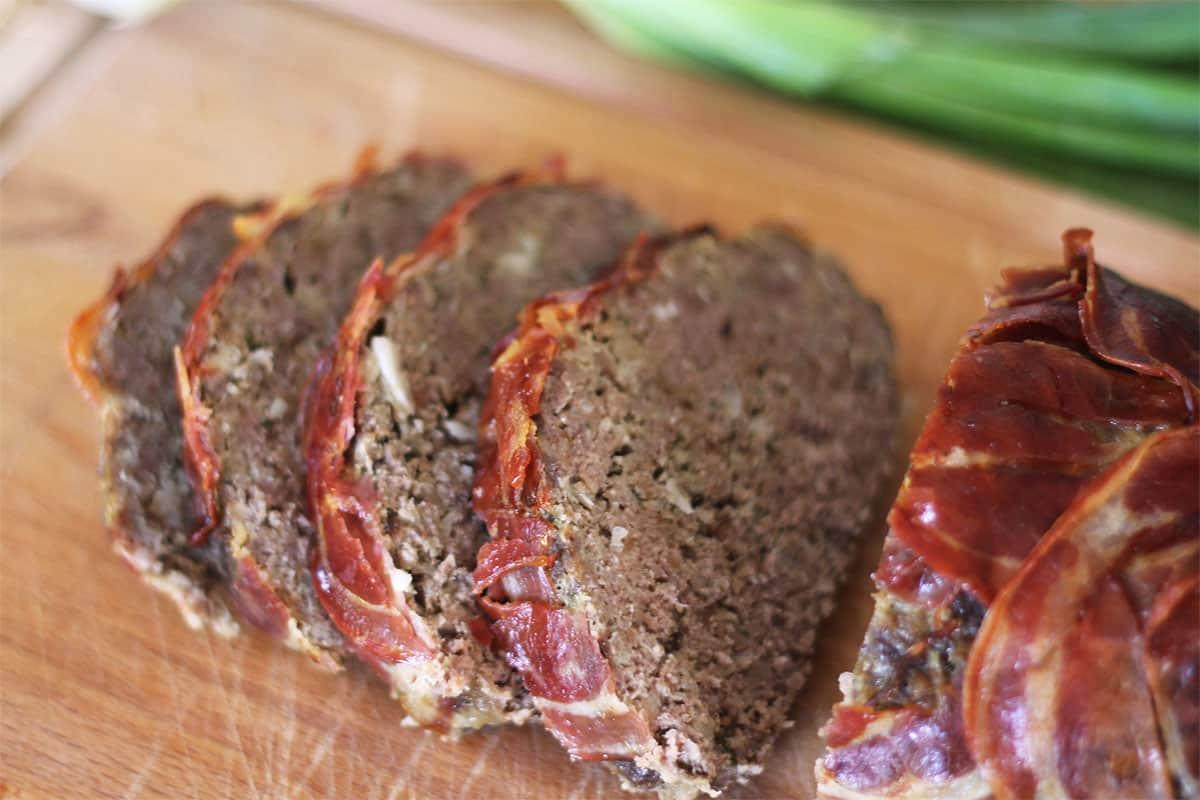 Pain de viande italien